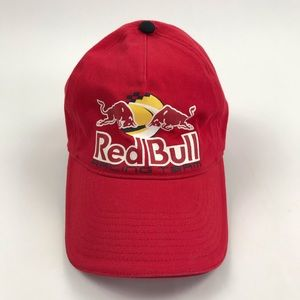 Puma Red Bull Racing Team Baseball Hat flex fit